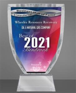 benbrook award